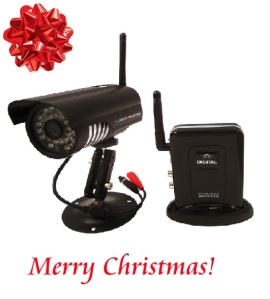 Digital Wireless Camera with DVR