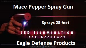 Sprays 25 Feet