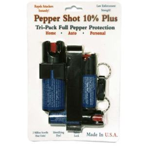 PEPPER SHOT TRI-PACK