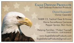 """Self-Defense Weapons..Protection..Against Evil"""