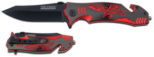 Tac-Force Eagle Assisted Opening Rescue Knife