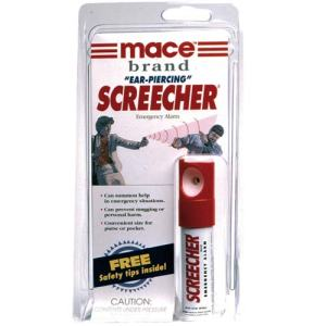 MACE® SCREECHER AEROSOL ALARM