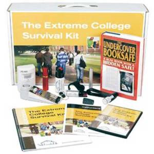COLLEGE SURVIVAL KIT Available at Eagle Defense Products.com
