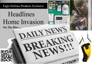 Home Invasion On The Rise!