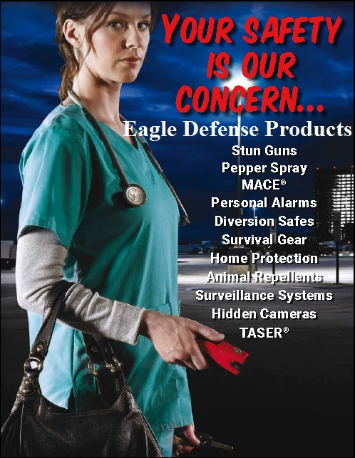 EDP Self Defense Catalog 2015