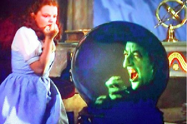 wizard of oz crystal ball